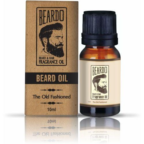 Beardo The Old Fashioned Beard Fragrance Hair Oil