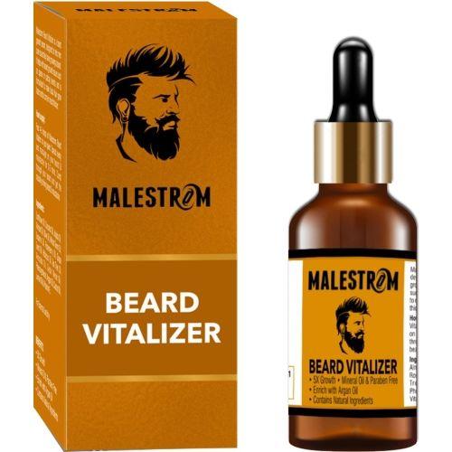 Malestrom Beard Vitalizer - 30 ML Hair Oil