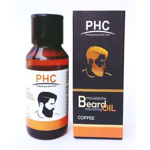 PHC COFFEE MOUSTACHE & BEARD NOURISHING OIL Hair Oil