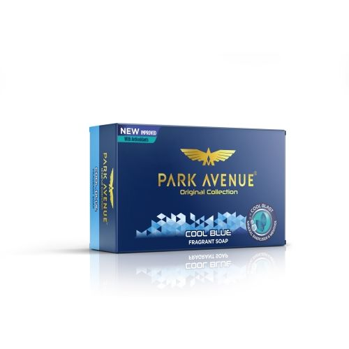 Park Avenue Cool Blue Soap