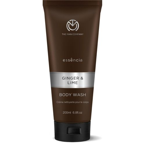 The Man Company Bodywash-Ginger and Lime