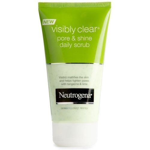 Neutrogena Visibly Clear Pore & Shine Daily Scrub