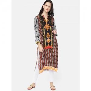 60947933fe Buy latest Women's Kurtas & Kurtis from Sabhyata online in India ...