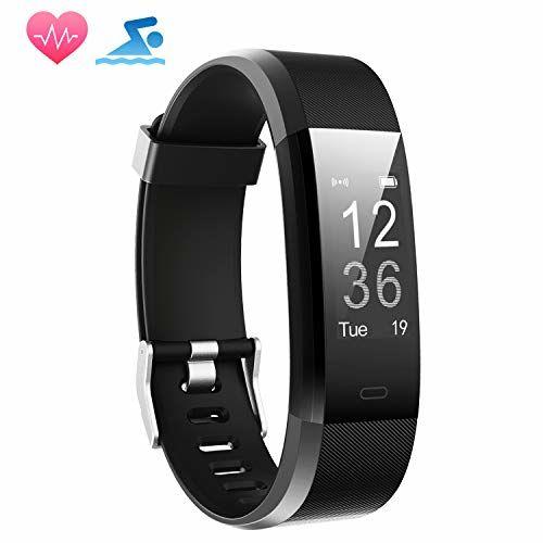 Smart Fitness Band, MUZILI Activity Tracker with Heart Rate Monitor