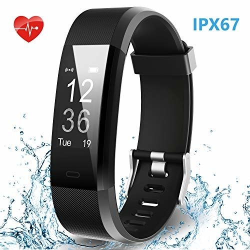 Smart Fitness Band, HolyHigh 115Plus Fitness Tracker Watch