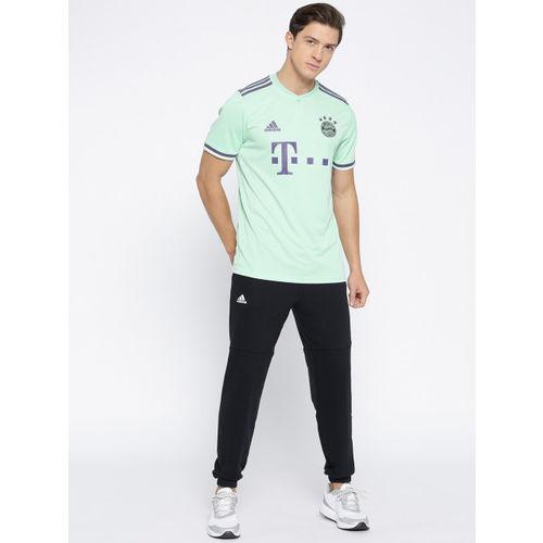 Adidas Sea Green FC Bayern Away Football Jersey