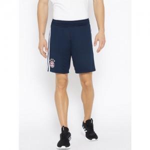 89a7407a7b Adidas Men Navy Blue Solid FC Bayern Munich Home Football Shorts