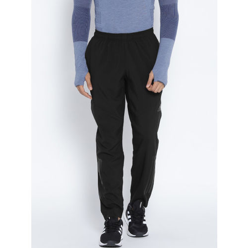 Adidas Men Black WO PA CCOOL WV Track Pants