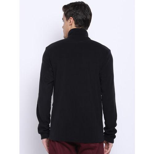 Adidas Men Black Tivid Fleece Sweatshirt