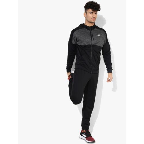 Buy Adidas Mts Gametime Black Tracksuit online  ea53eb6c0e