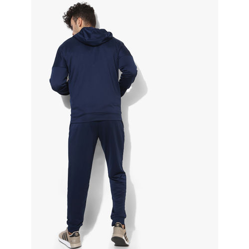 Buy Adidas Mts Gametime Navy Blue  Grey Tracksuit online  456789f7ba