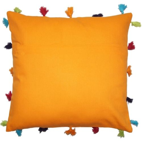 Lushomes Plain Cushions Cover