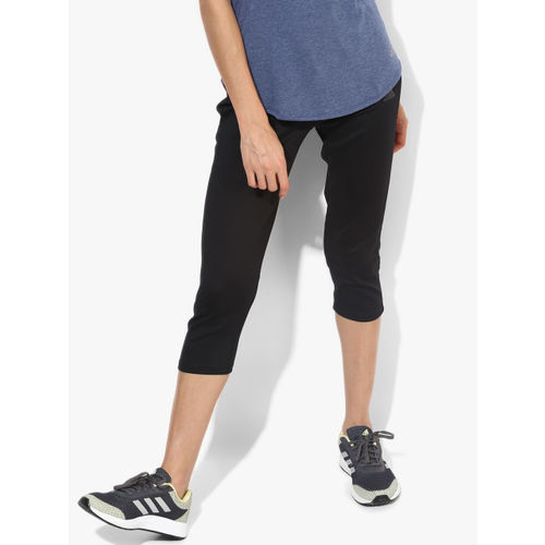 Adidas Rs 3/4 W Running Black Tights
