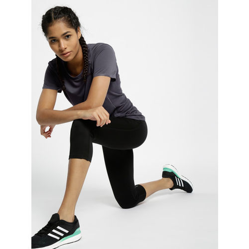 Adidas Women Black RS 3/4 Tights