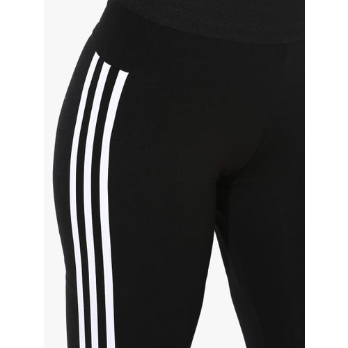Adidas Ess 3S Black Tights