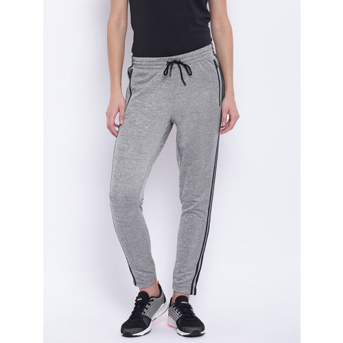 Buy Adidas Women Grey Melange W ID Striker PT Track Pants