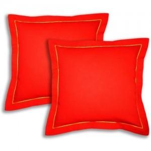 Lushomes Plain Cushions Cover