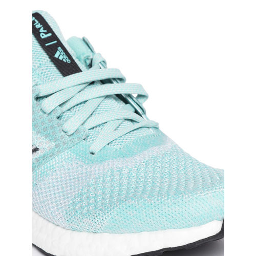 timeless design f3bea 32f98 Buy Adidas Women Blue Ultraboost ST Parley Running Shoes ...