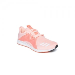 Adidas Women Peach-Coloured Edge Lux 2 Colourblocked Running Shoes