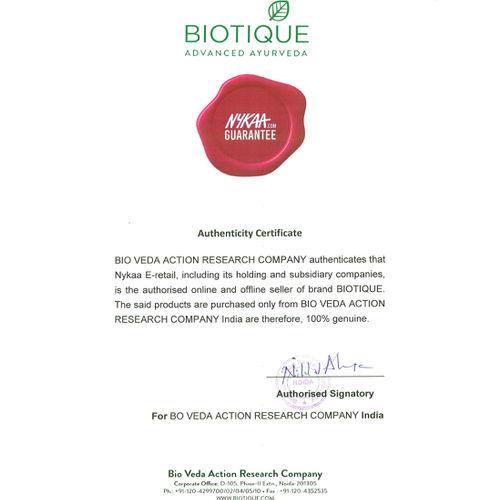 Biotique Bio Orris Root Lightening Face Cleanser For Men