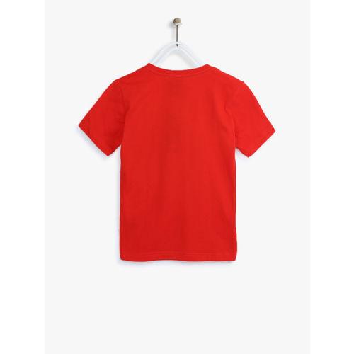 Adidas Spider-Man Red T-Shirt
