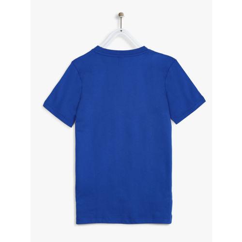 Adidas Yb Logo 2 Blue T-Shirt