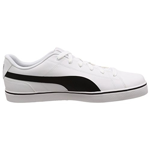 Puma White Synthetic Unisex Sneakers