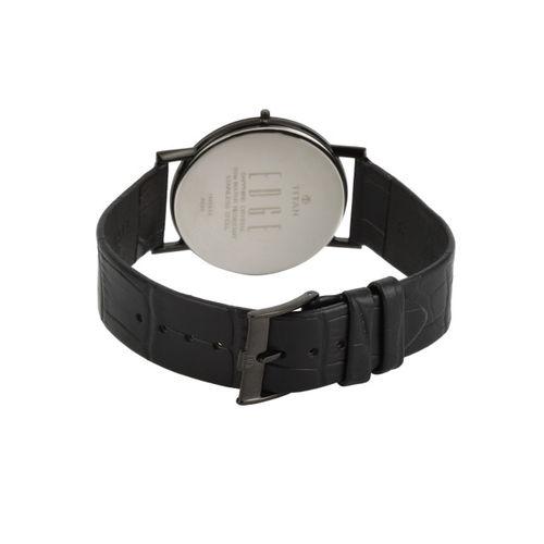 Titan Edge Men Black Dial Watch 1595NL01