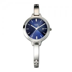 Titan Raga Women Blue Analogue Watch 2578SM01