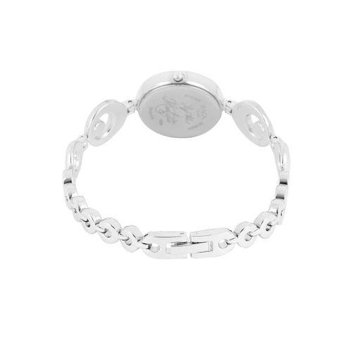 Titan Raga Women Pearly White Dial Watch NH2540SM03