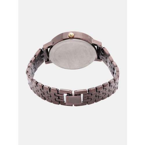 DressBerry Women Burgundy Analogue Watch S009-C