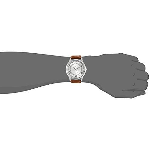 Titan Karishma Analog Silver Dial Men's Watch - 1775SL01