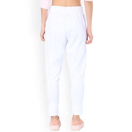 ccce6210d Buy Puma Women White Track Pant online | Looksgud.in