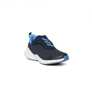 Adidas Kids Navy Blue Fortarun AC Running Shoes