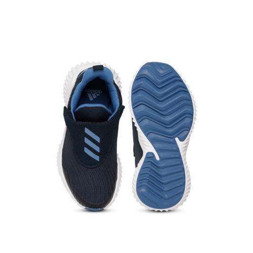 Adidas Kids Navy Blue Fortarun AC Running Shoes