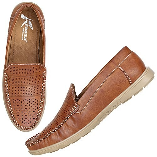 Kraasa Bootee Loafers for Men