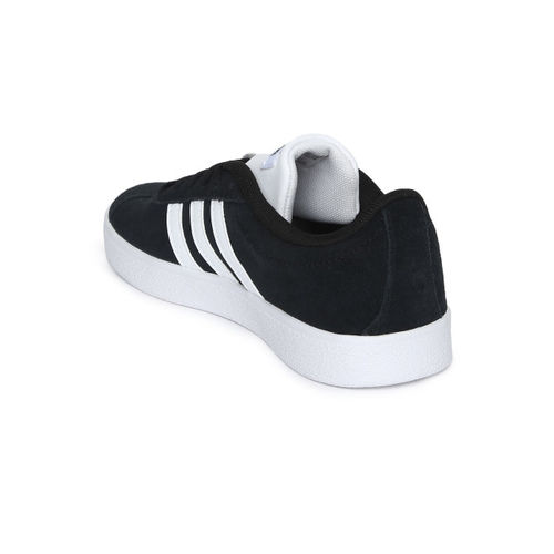 Adidas Kids Black VL Court 2.0 K Sneakers