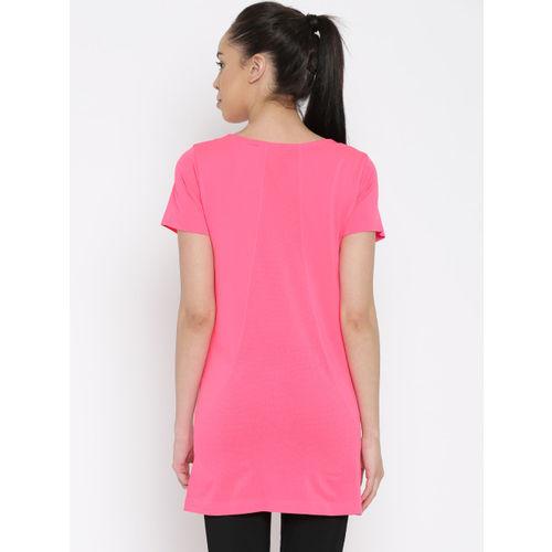 Puma Women Pink evoKNIT T-shirt
