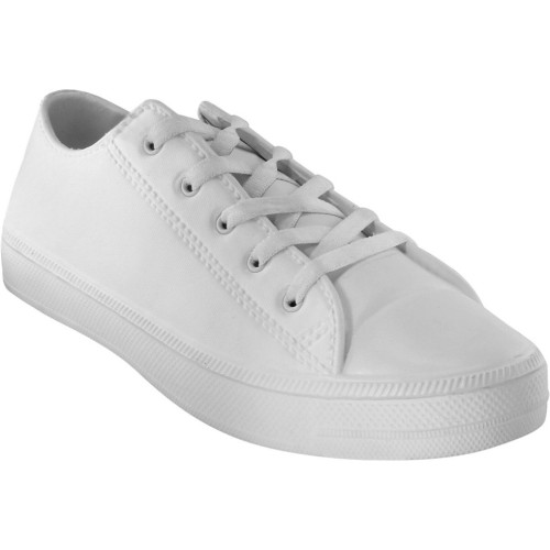 Xellent Mens White Casual Party Wear Sneaker Shoes