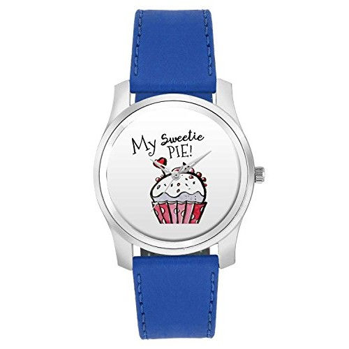 BigOwl My Sweetie Pie | For Couples Him/Her Fashion Watches for Girls - Awesome Gift