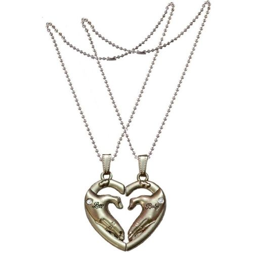 6ee27c3200 Men Style Valentines Gift Ideas for Her And His Romantic Couple Love Baby  Hand Manngetic Heart