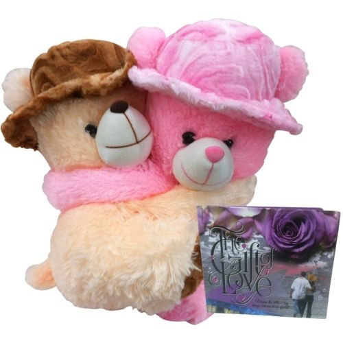 Saugat Traders Soft Toy Gift Set
