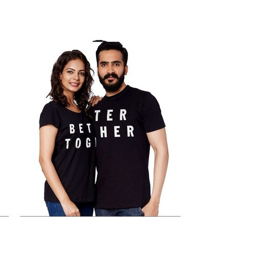 de9cb434 Home · Men · Clothing · T-shirts · Tees. Melcom Better Together Couple  Combo; Melcom Better Together Couple Combo ...