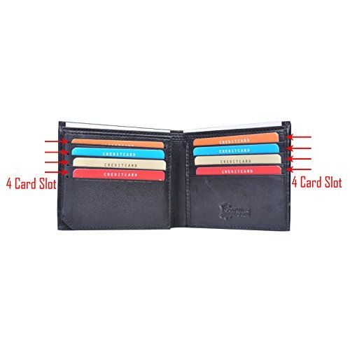Saugat Traders Best Valentine Day Love Gift for Husband-Men-Boyfriend Love Greeting Cards, Leather Wallet and Coffee Mugs for Husband