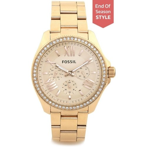Fossil AM4483 CECILE Analog Watch  - For Women