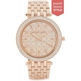 Michael Kors Golden Metal MK3399 Analog Watch For Women