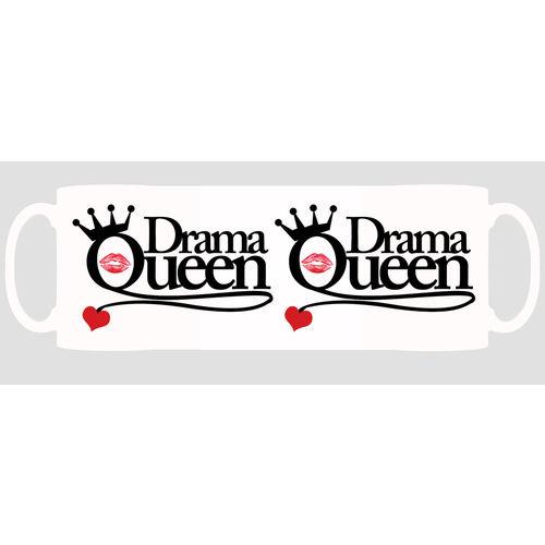 Mooch Wale Drama Queen Ceramic Mug
