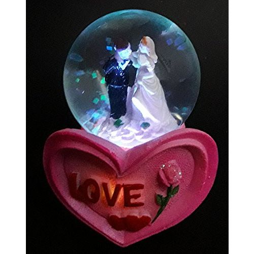 Masti Zone Valentine Gift , Love Romantic Dancing Couple In Small Showpiece