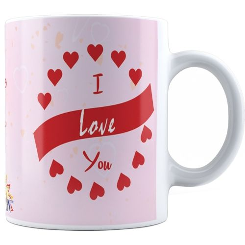 Buy Suvan I Love You Quotes Printed Cremic Coffee Gift For Couple Girlfriend Wife Suwmlv027 Ceramic Mug Online Looksgud In