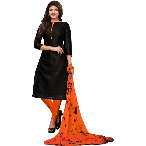 Buy MODEL MADNESS Cotton Solid Salwar Suit Material online